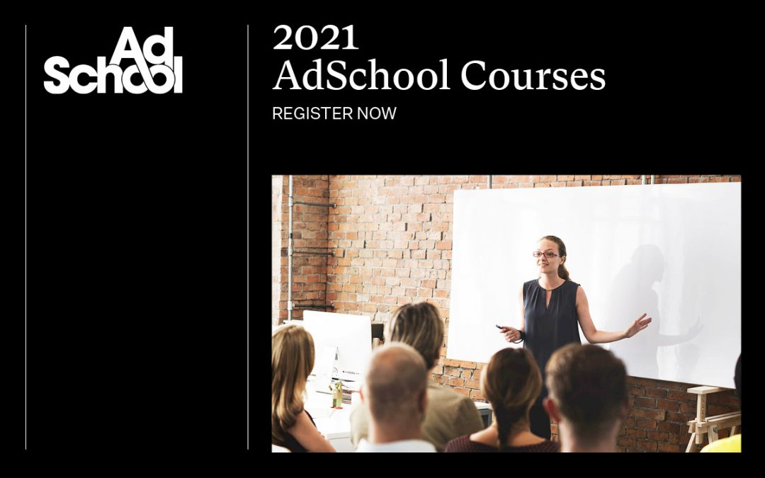 Revamped AdSchool gears up for 2021 with stellar line-up of lecturers