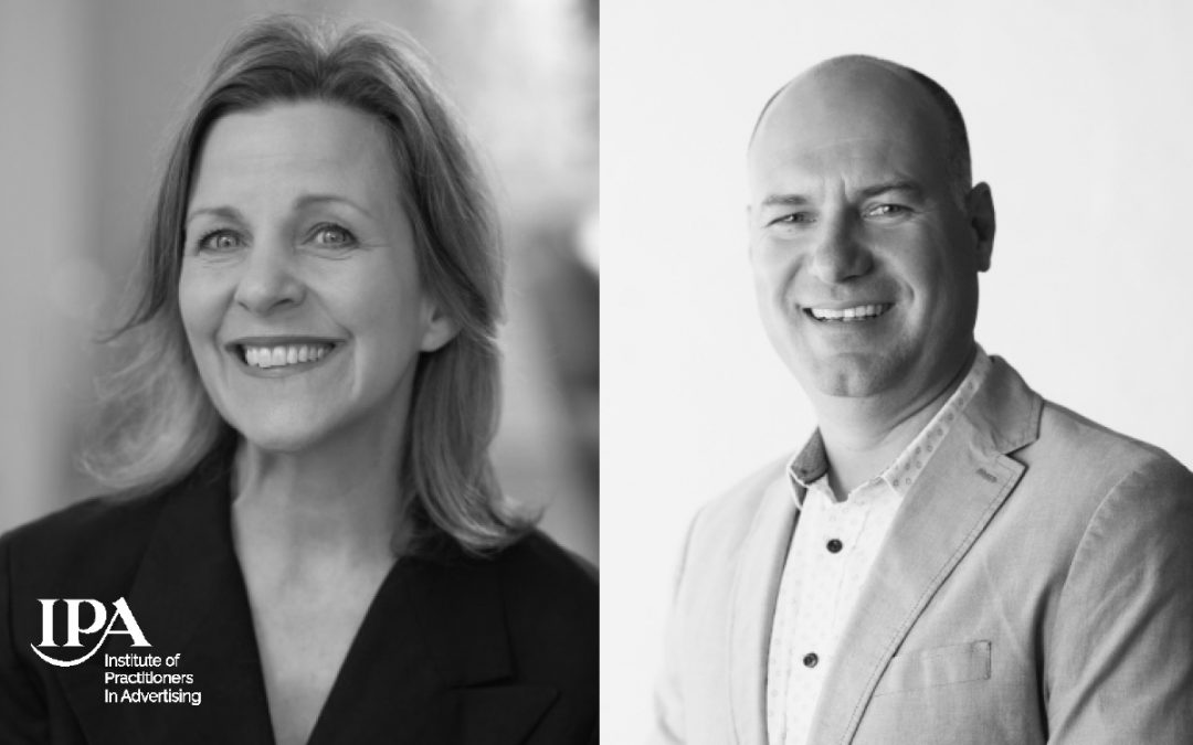 Melinda Geertz and David Brown to chair IPA Business & Agency Leadership residential course