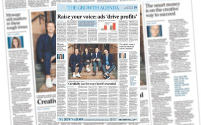 Advertising Council Australia partners with The Australian to spotlight the power of creativity